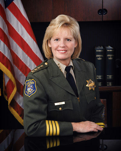 Sheriff Laurie Smith