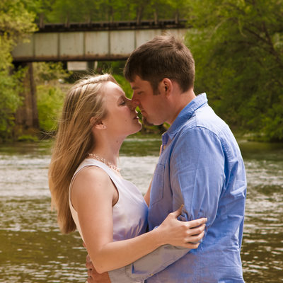 Engagement Photos from WildCat Recreation Area