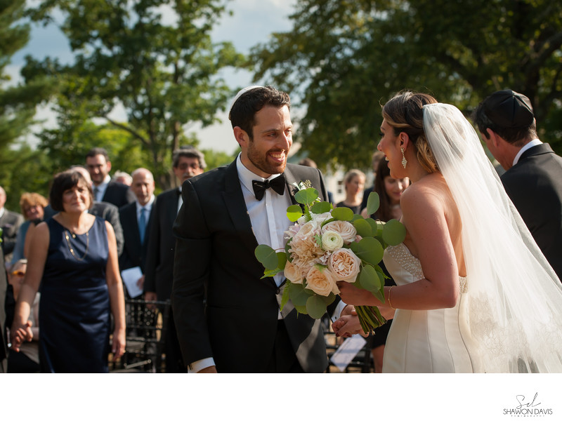 Endicott Estate Outdoor Wedding