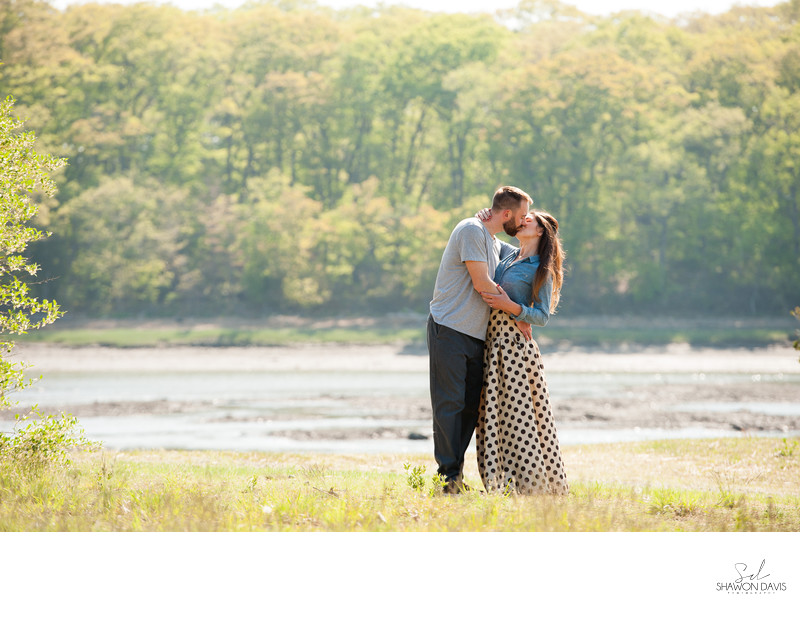 Bare Cove Park Engagement Pictures
