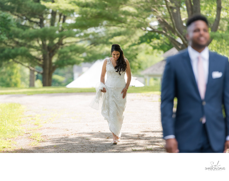 Wedding Photos at Endicott Estate