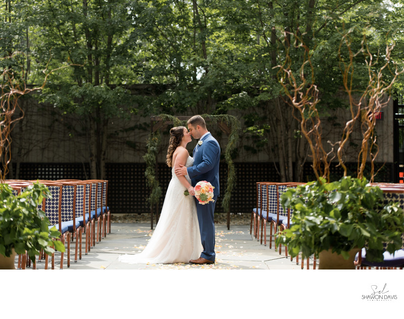 Liberty Hotel Wedding Photos