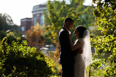 Wedding Photos at Kimball Jenkins Estate in Concord, New Hampshire