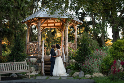 Wedding Photos at The Gardens at Elm Bank