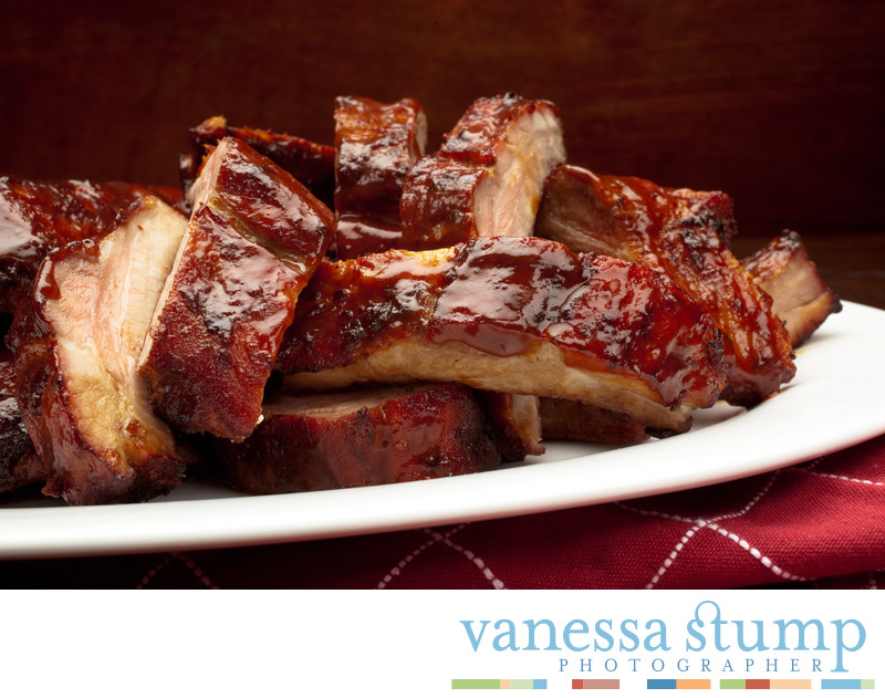 Amazing Barbecued Ribs
