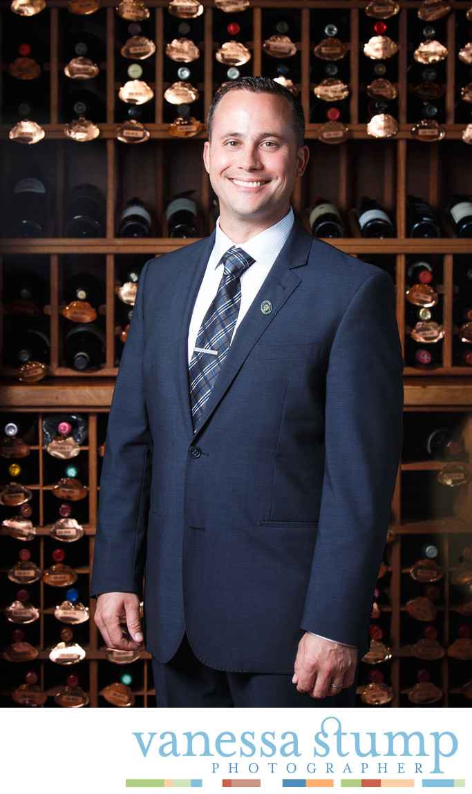 Troy Smith, Sommelier