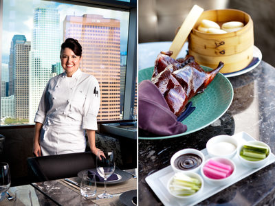 Chef Sara Johannes at WP24