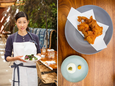Executive Chef Kuniko Yagi of Hinoki & the Bird