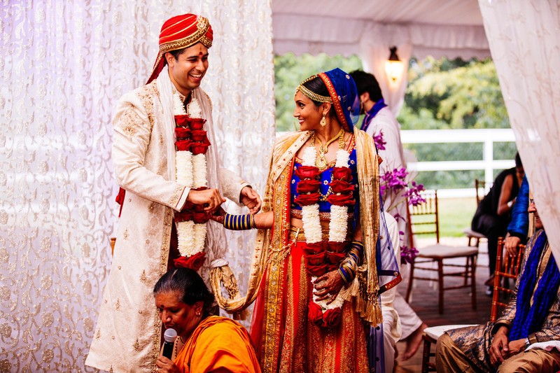 Monteverde Oldstone Cortlandt Manor NY Indian Wedding Ceremony