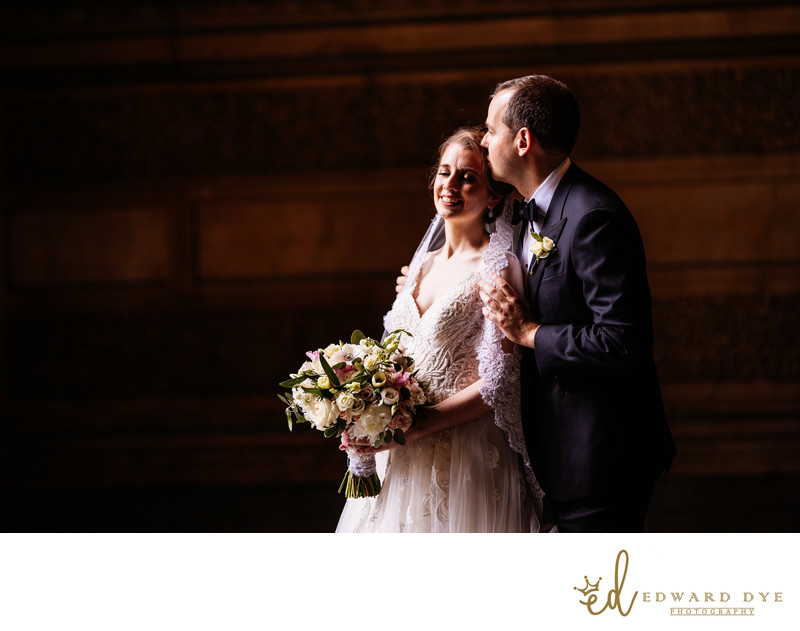 The Franklin Institute, Philadelphia Wedding Photography 2
