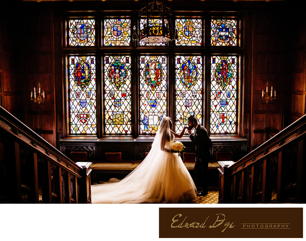 Penn Club Manhattan New York City Wedding