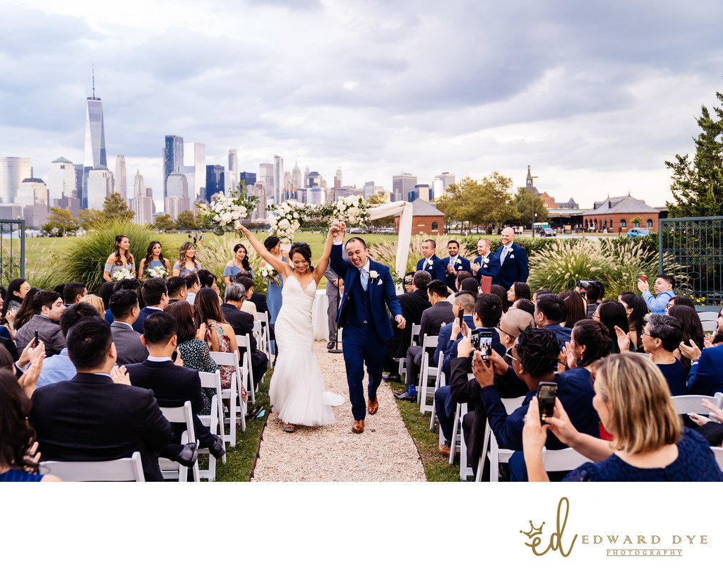 The Liberty House Jersey City Wedding Photography 2