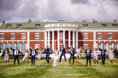 Bourne Mansion in Oakdale, Long Island Wedding Photo 5