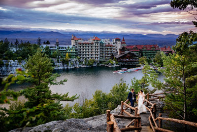 Mohonk Mountain House New Paltz New York Wedding.