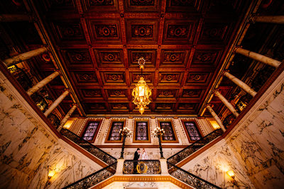 Metropolitan Club Manhattan New York City Wedding
