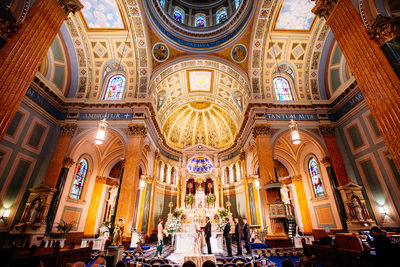 St. Jean Baptiste Manhattan New York City Wedding
