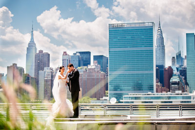 Gantry Plaza State Park, New York Wedding Photography