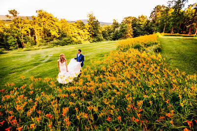 The Hill in Hudson Valley, New York Wedding Photo 3