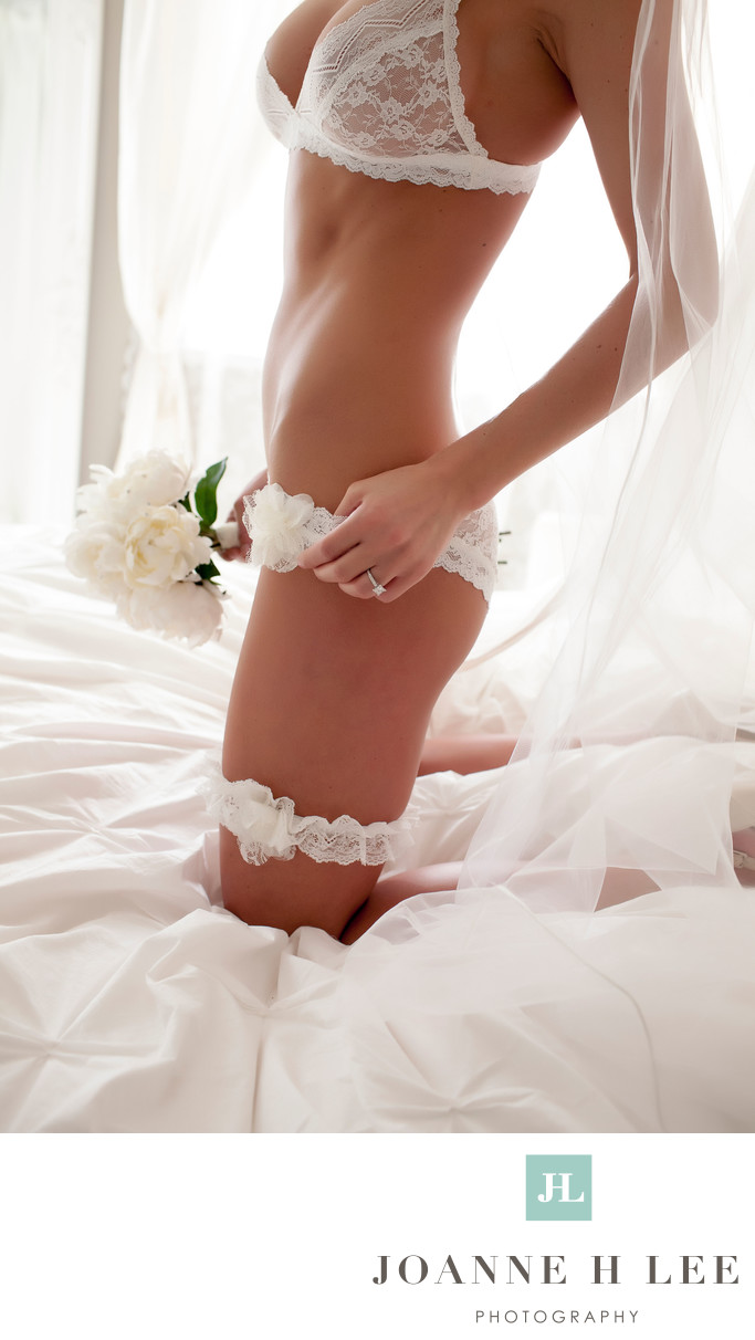 South Bay Bridal Boudoir Photo Detail
