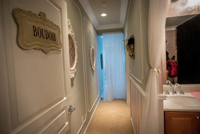 Beautiful Boudoir Photography Studio in San Jose