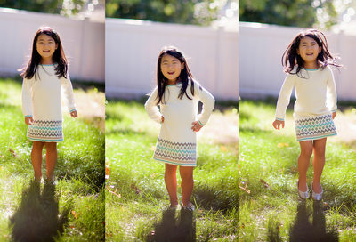 Hip New Jersey children photo session
