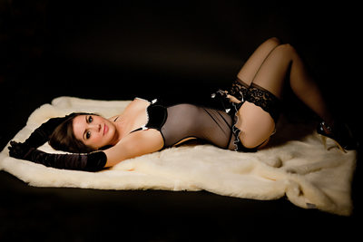 San Francisco Bay Area classy boudoir photos