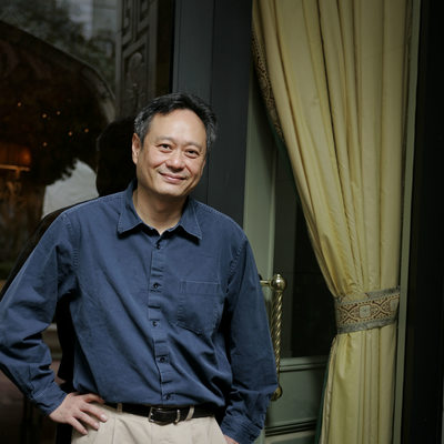ang lee director portrait