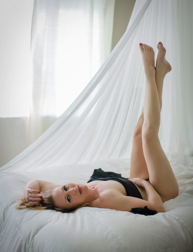 boudoir photography for all women