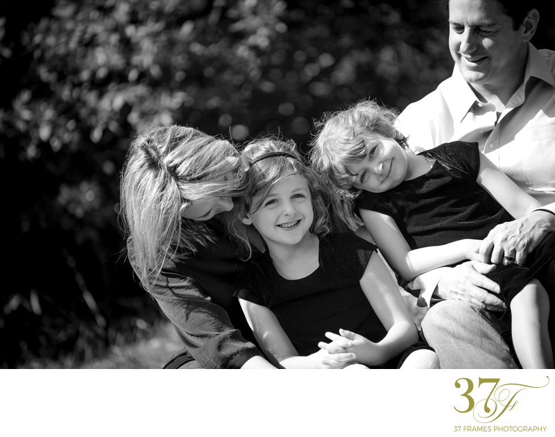 Fun family photographers Queensland