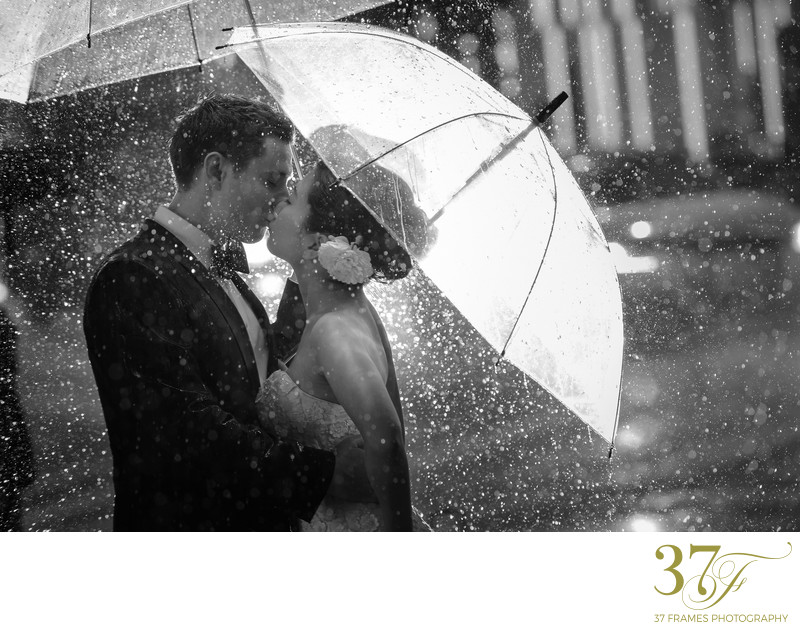 Rainy Day Wedding Brisbane