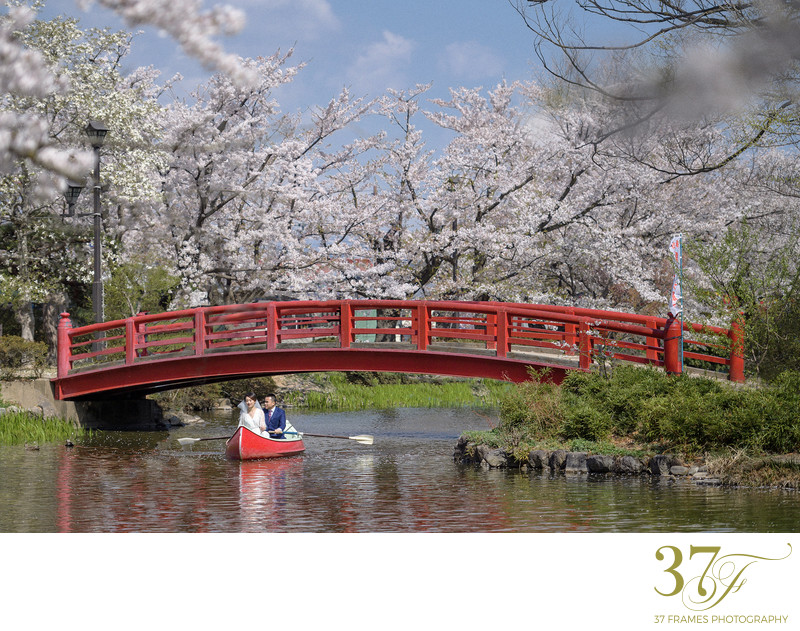 Nagano Pre-Wedding Packages Japan