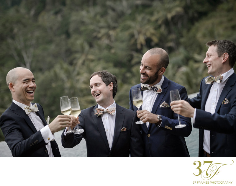 Ubud Destination Wedding