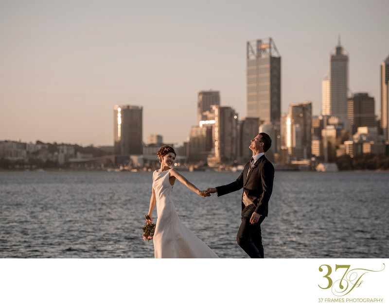 Best Sunset Wedding Photo Locations Tokyo