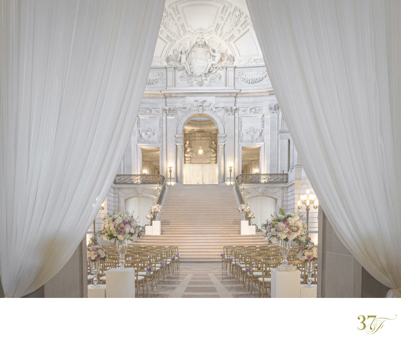 San Francisco City Hall Wedding. March 28, 2015...