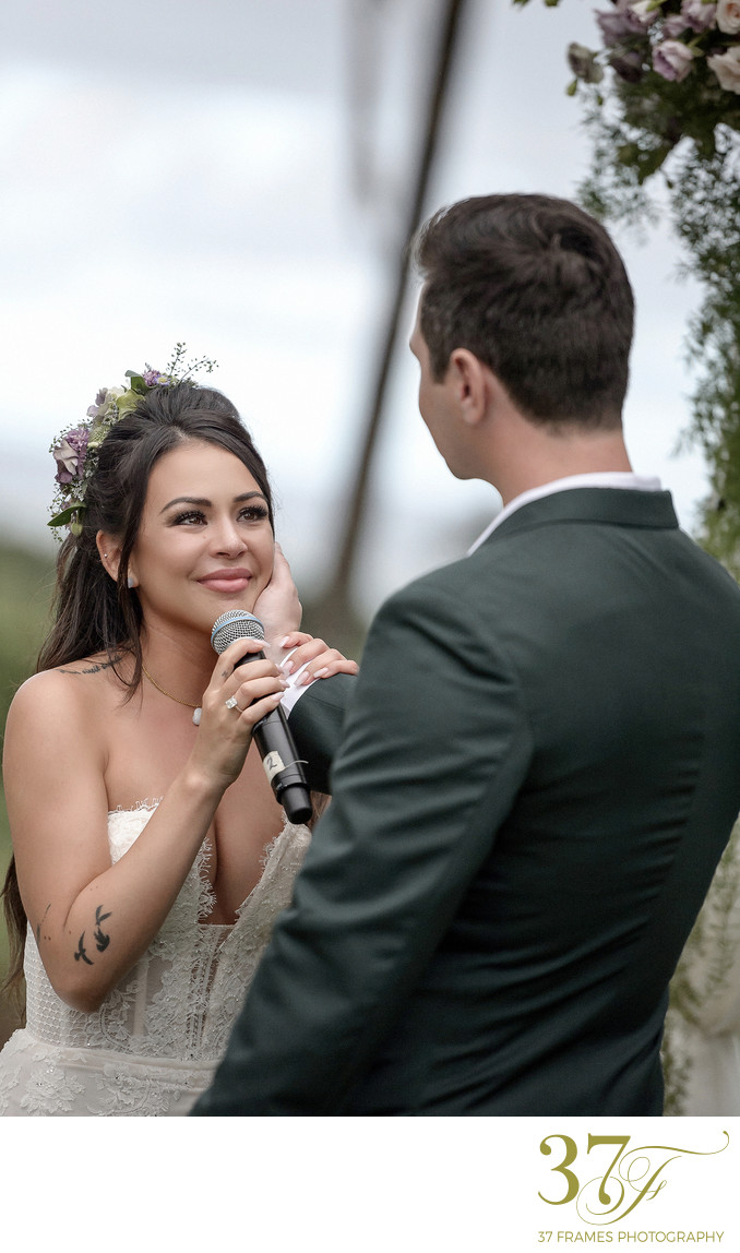 Janel Parrish Wedding