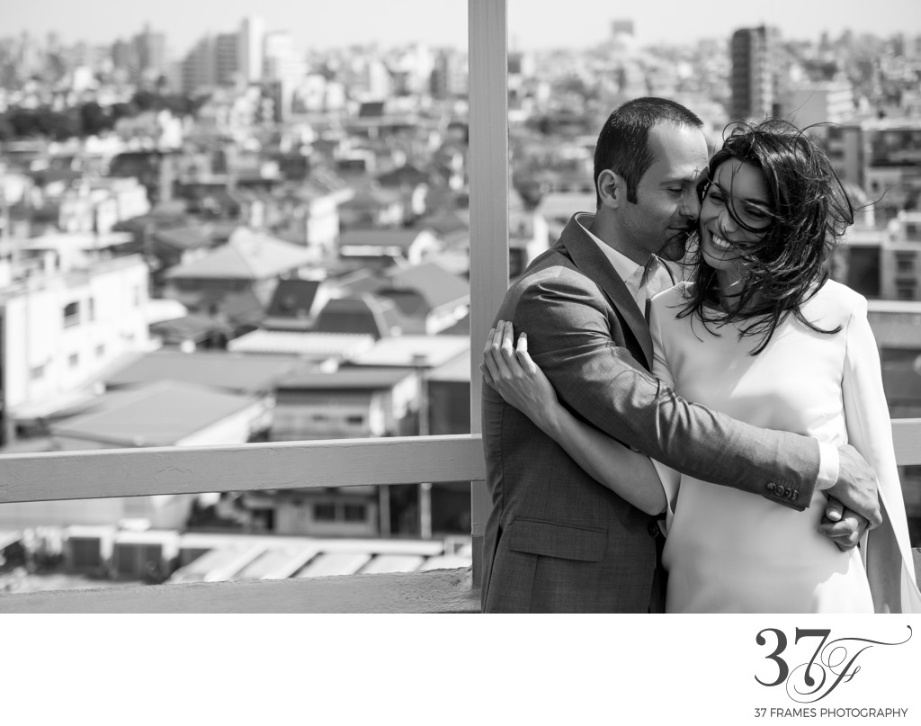 Tokyo Elopement Plans and packages