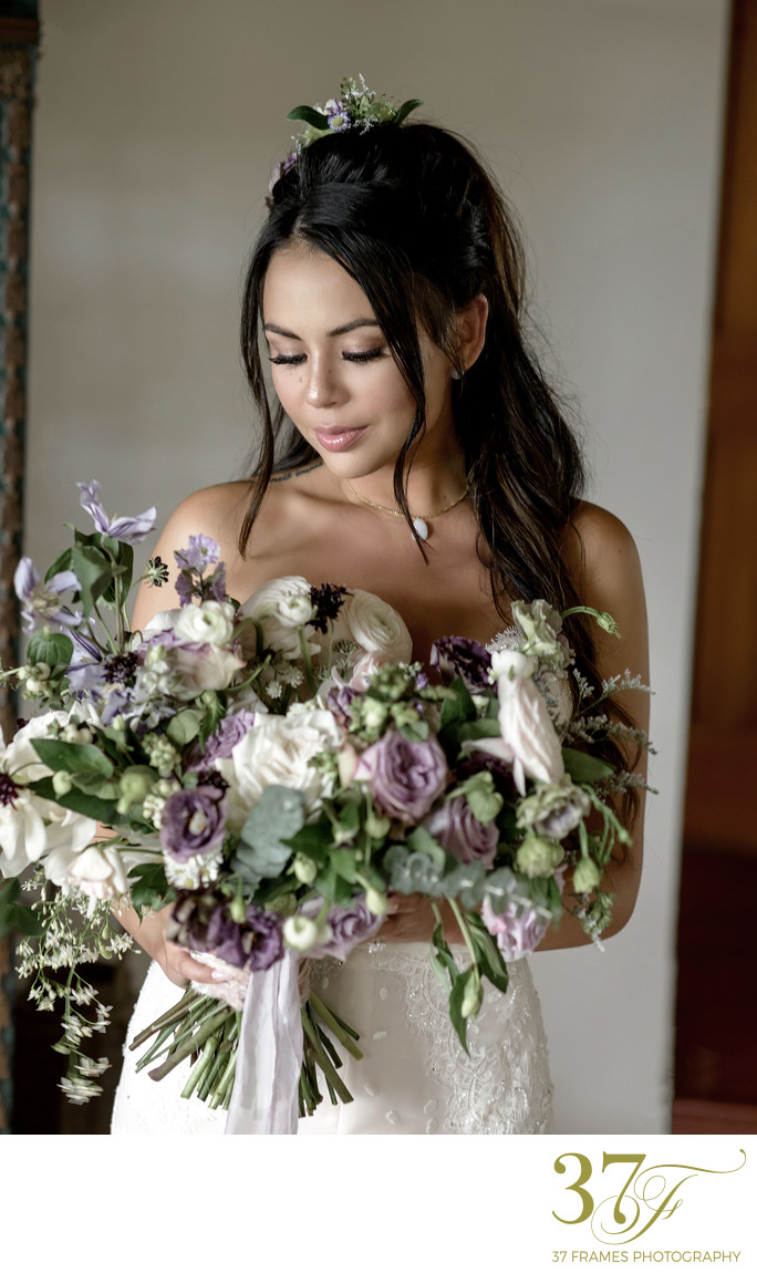 Janel Parrish Celebrity Wedding Hawaii