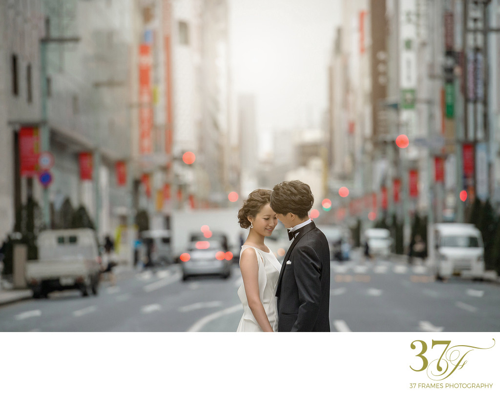 Destination Weddings in Japan are Beyond Description