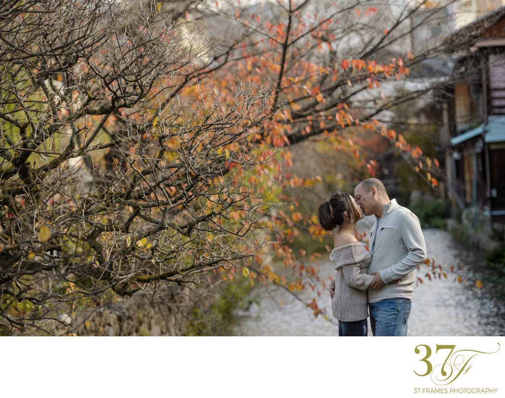 NATURAL COUPLES PHOTOGRAPHER IN KYOTO, JAPAN