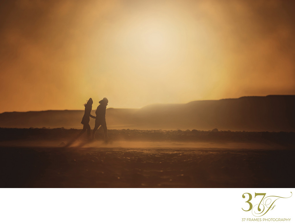 Memorable Engagement Photography | Iceland