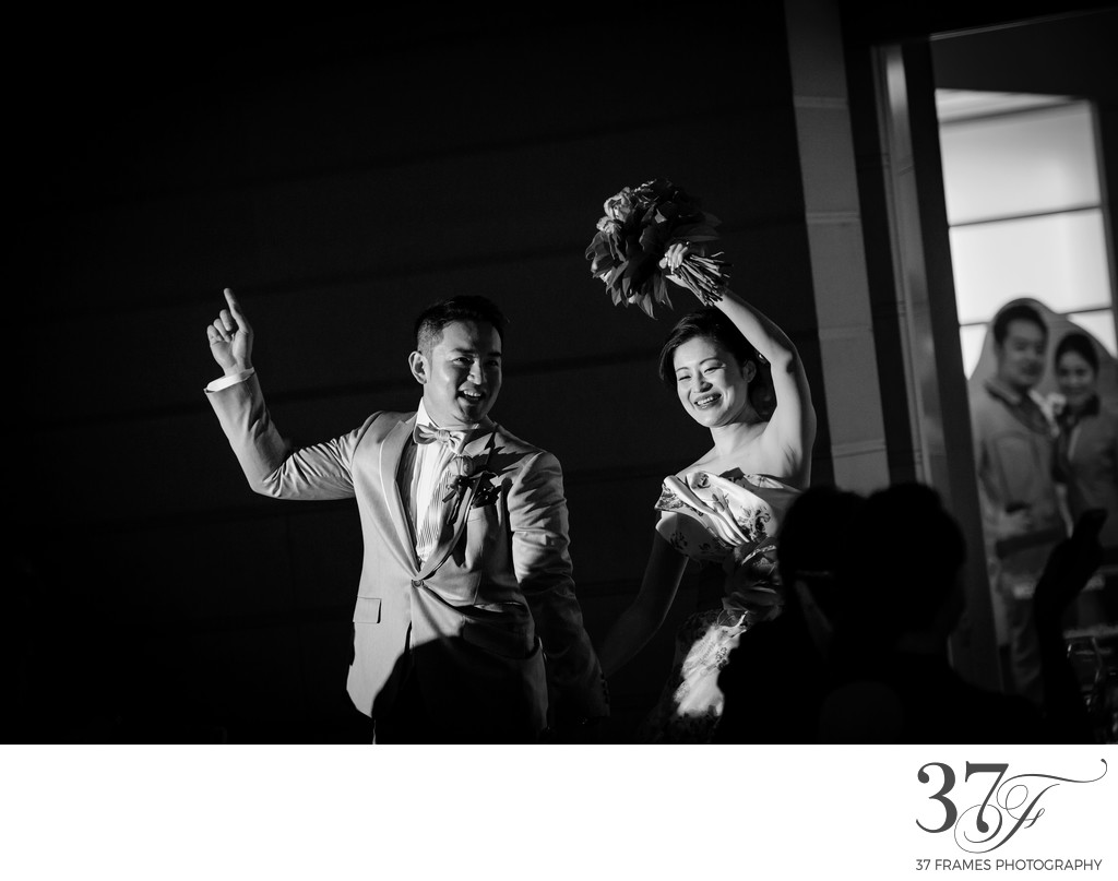 Tokyo Wedding Photography : The Tokyo American Club