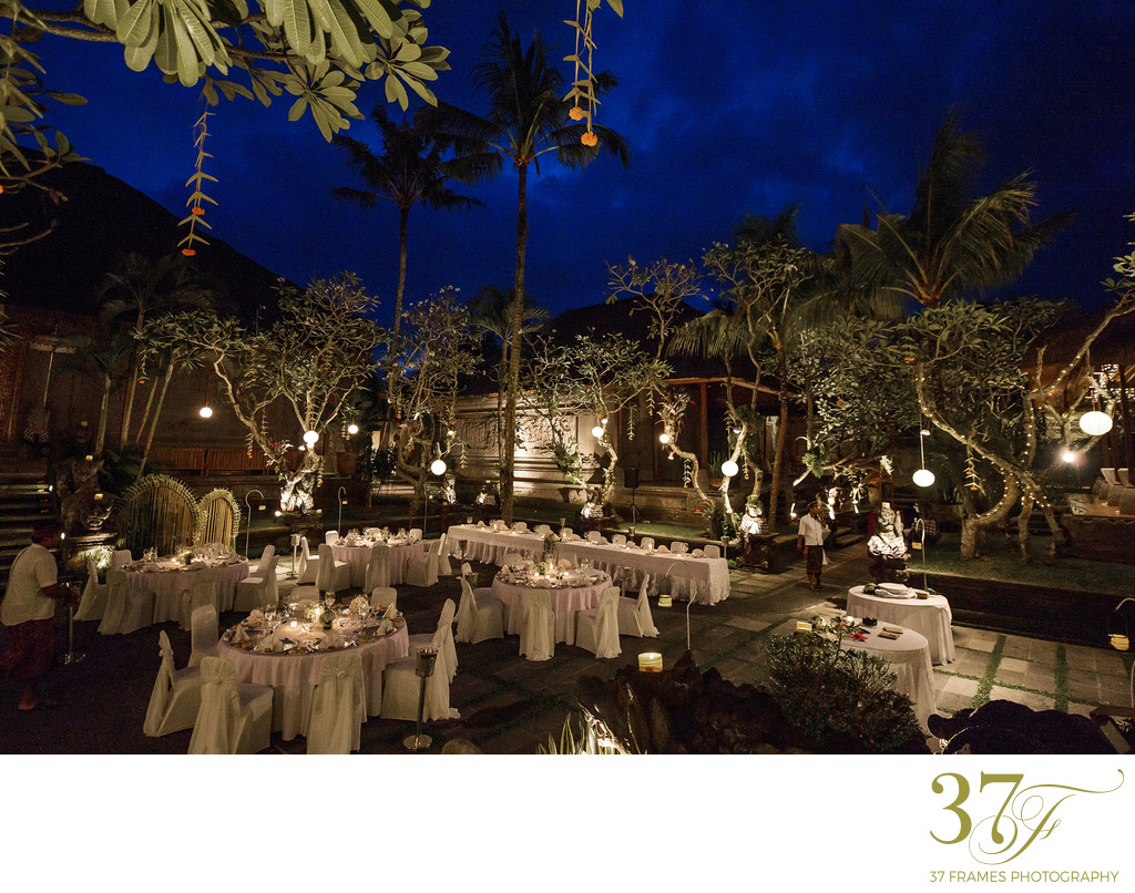 Secret Temple Bali Destination Wedding