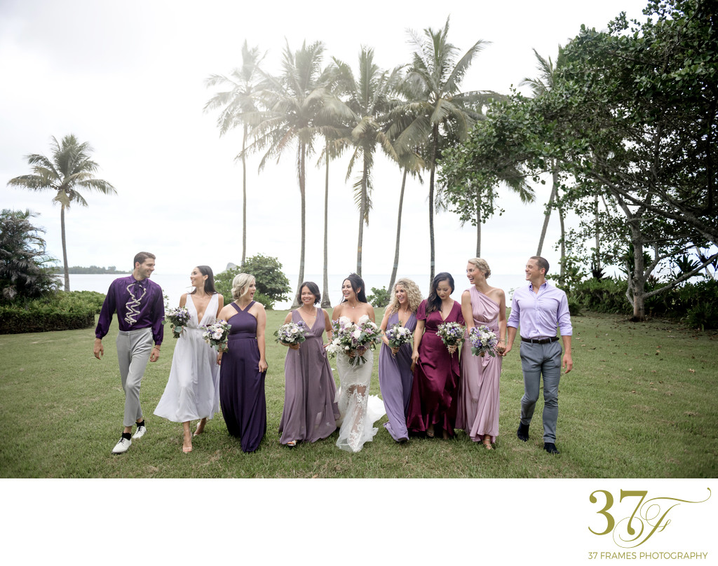 Celebrity Weddings in Hawaii