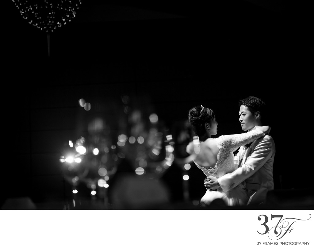 Tokyo Westin Hotel Wedding | Dancing the night Away