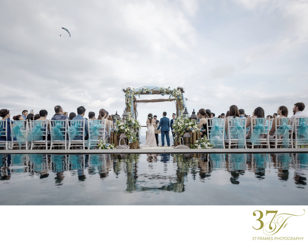 Destination Wedding Bali | Ceremony Photography