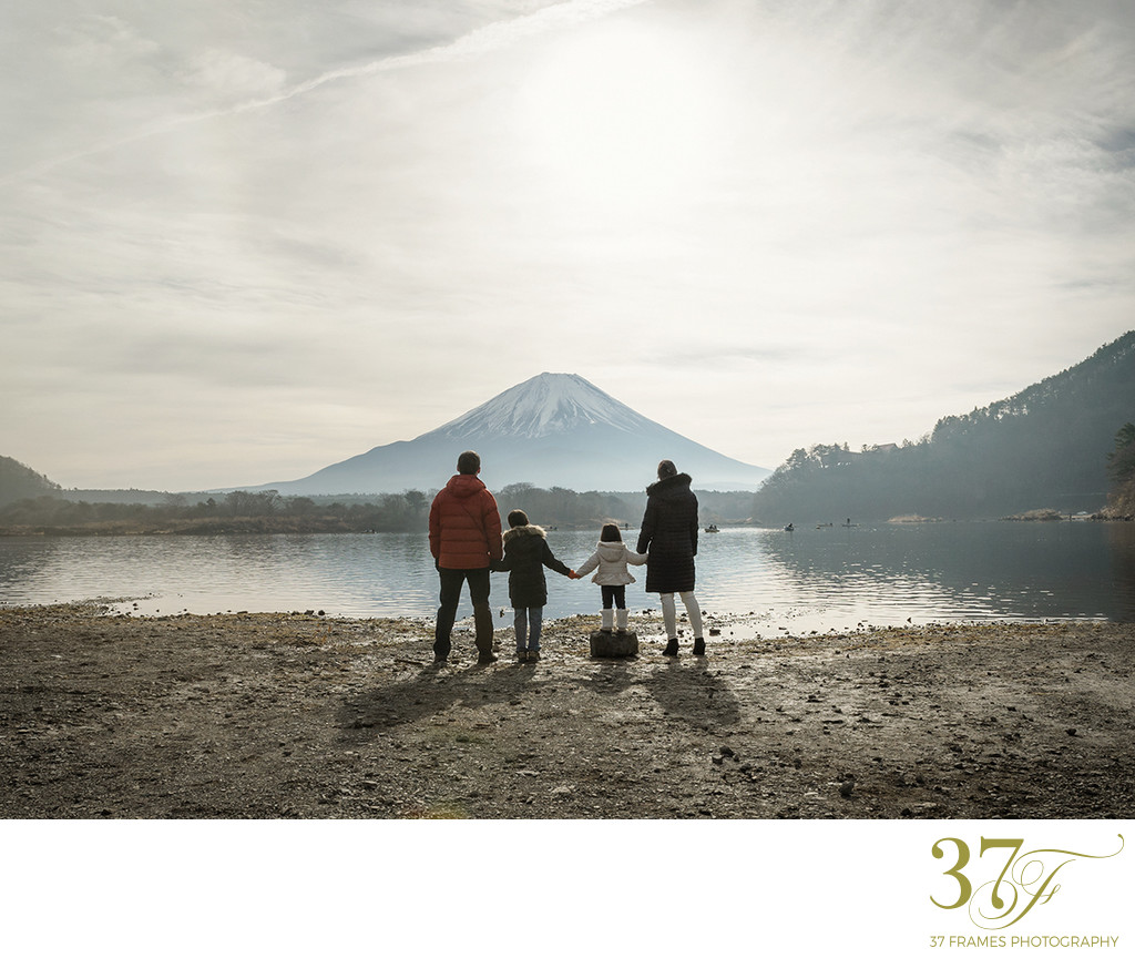 Mt Fuji Family Mini-Sessions