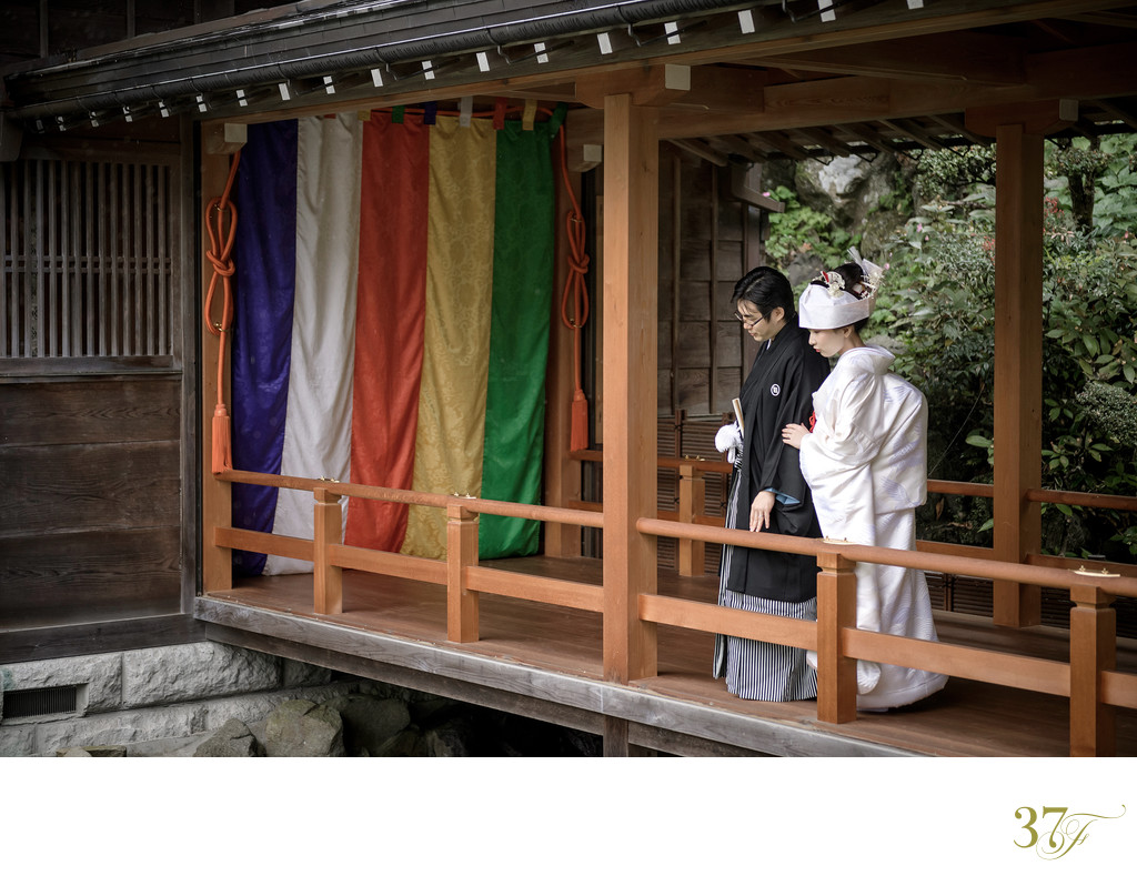 Beautiful Japanese Wedding Locations