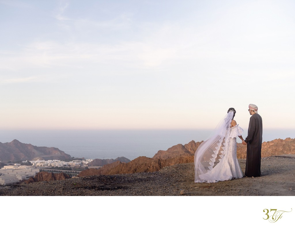 Royal Wedding in Muscat Oman
