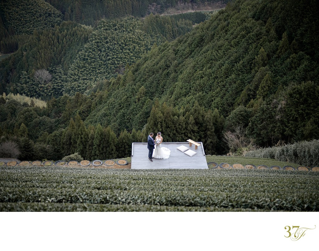 Beautiful Elopement & Intimate Wedding Locations Japan