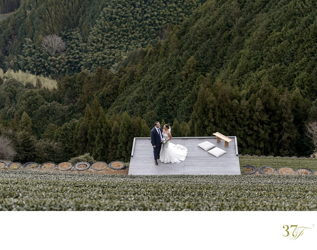 Micro Wedding in Japan